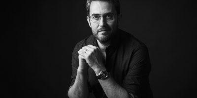 Máximo Huerta publica 'Con el amor bastaba'