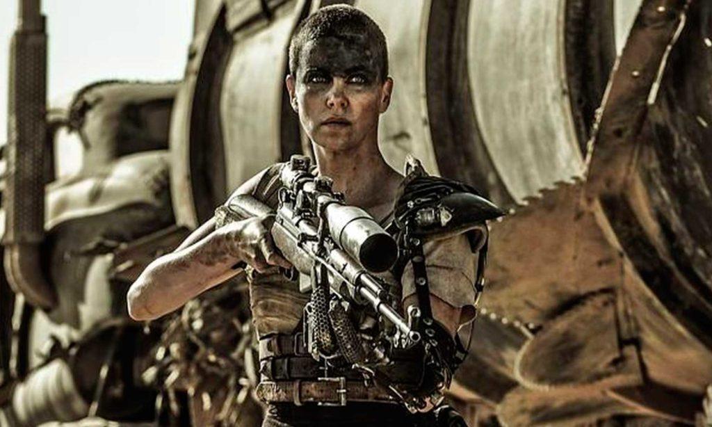 Furiosa en 'Mad Max: Furia en la carretera'