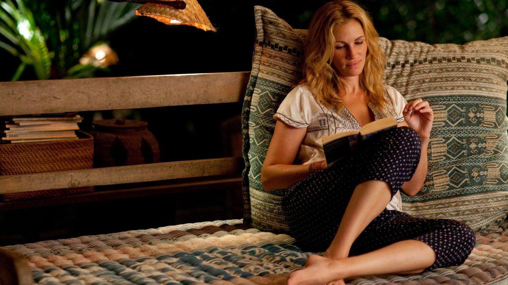 Julia Roberts en 'Come Reza Ama'