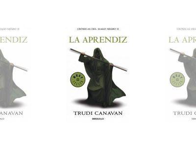 'La aprendiz', de Trudi Canavan