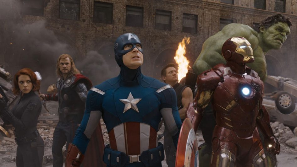 Marvel - Avengers 2012