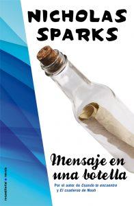 Mensaje en una botella - Nicholas Sparks