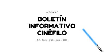 Boletín informativo - 4-10 de mayo