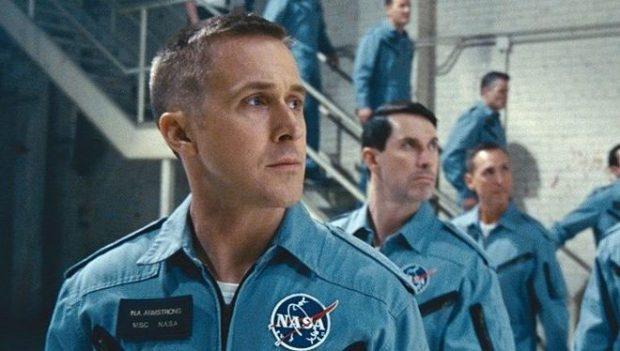 La primera aventura de Ryan Gosling en el espacio fue en 'First Man'