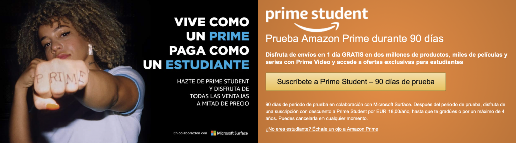 Amazon Music Student