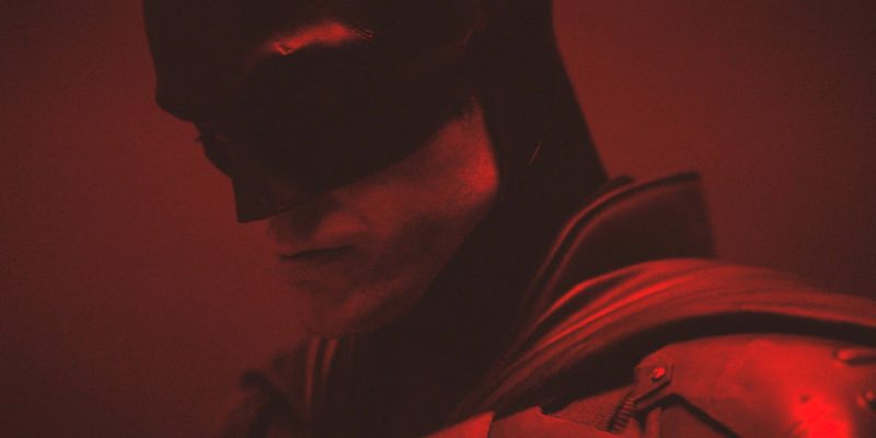 'The Batman', con Robert Pattinson