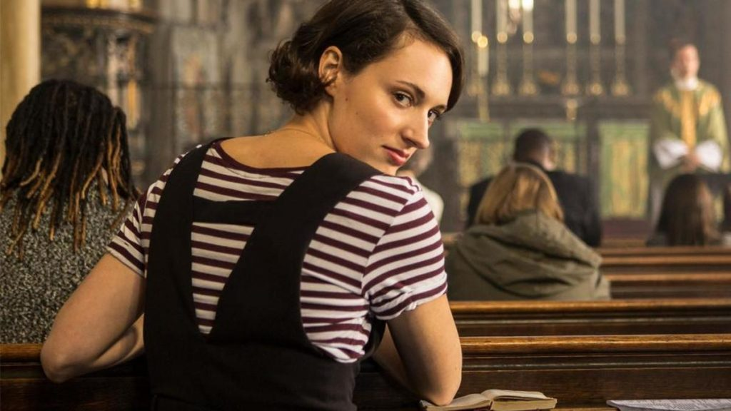Phoebe Waller Bridge en 'Fleabag'