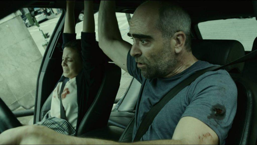 Cine español 'El Desconocido'