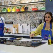 Cocina al punto con Peña y Tamara 1