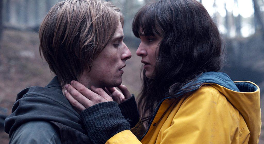 Jonas y Martha en la tercera temporada de 'Dark'
