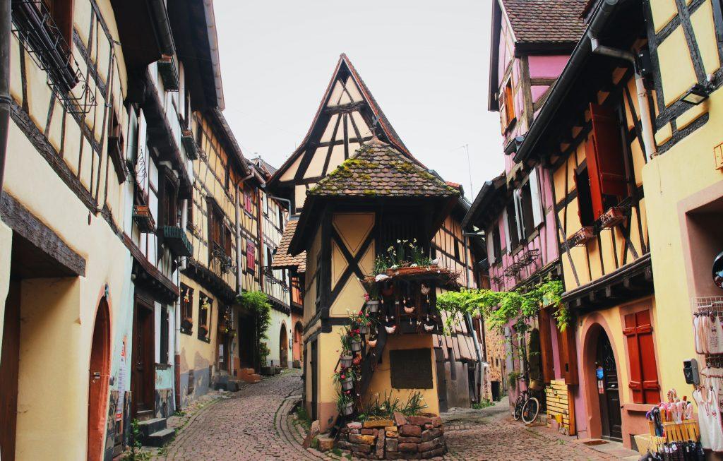 Eguisheim - Foto: Iga Palacz