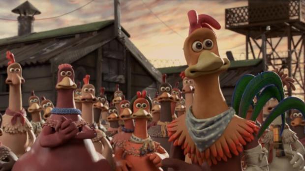 Evasión en la granja (2000)