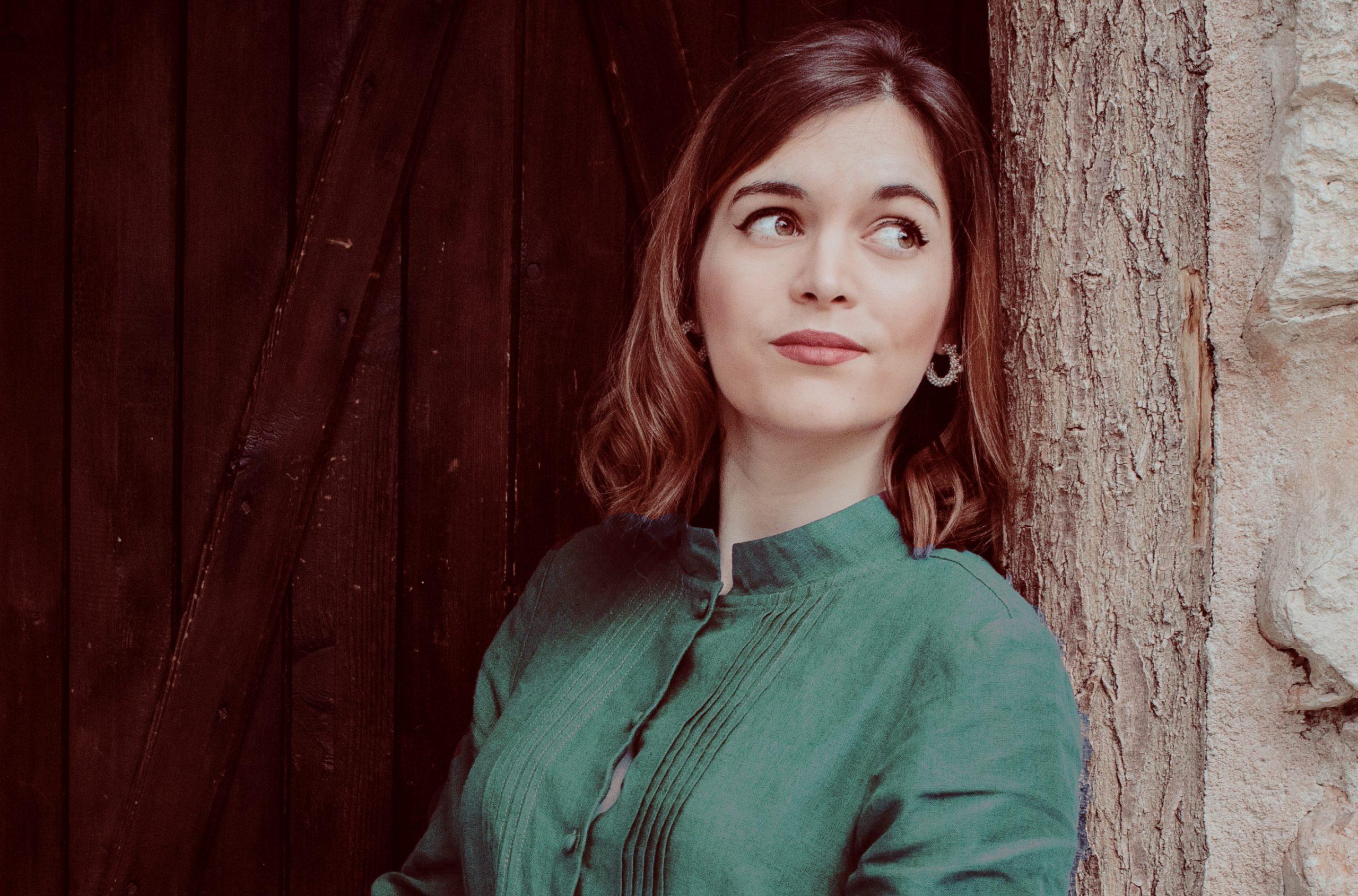 """Vanessa R. Migliore: """"'Las lunas de Sartre' es la novela que a mí ..."""