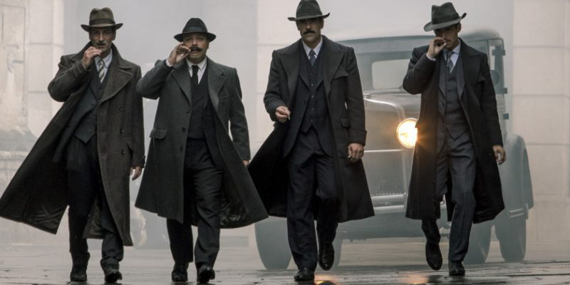 'La sombra de la ley', la última película de Dani de la Torre