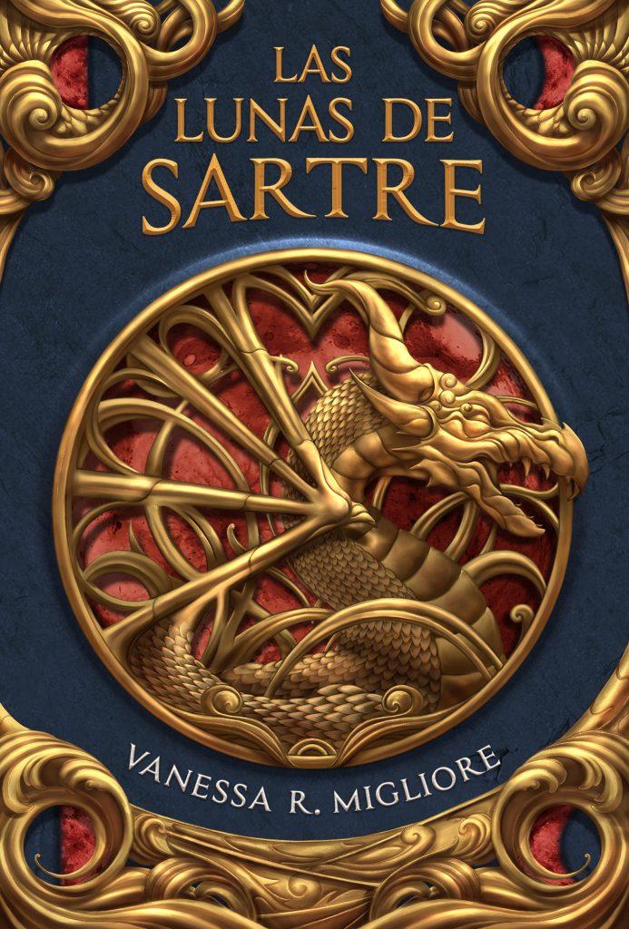 'Las lunas de Sartre', de Vanessa R. Migliore