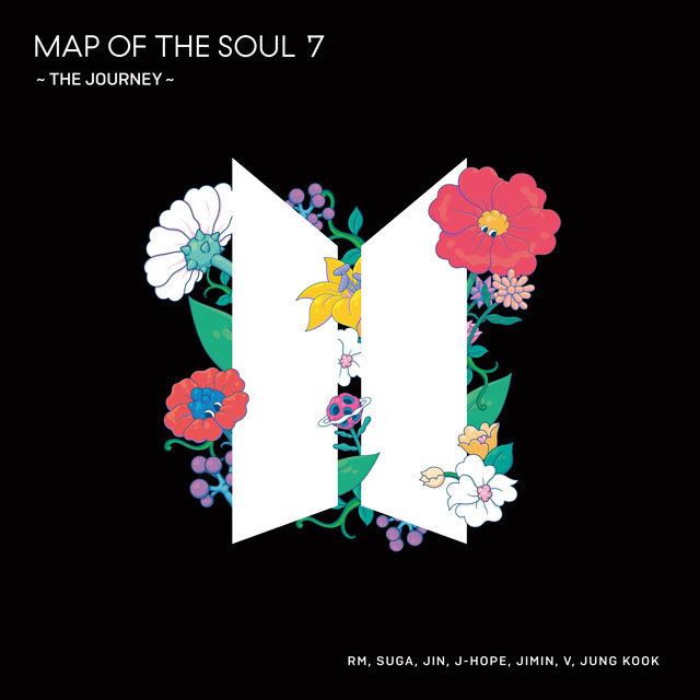MAP OF THE SOUL. NUEVO DISCO. PROMOCIÓN. BTS. IMAGEN UNIVERSAL MUSIC.