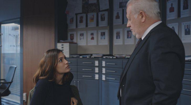Michelle Calvó y Juan Echanove son dos de los protagonistas de 'Desaparecidos'