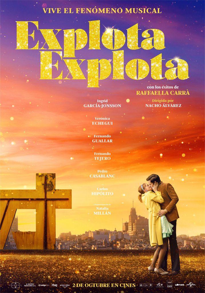 Póster de 'Explota Explota' (2020)