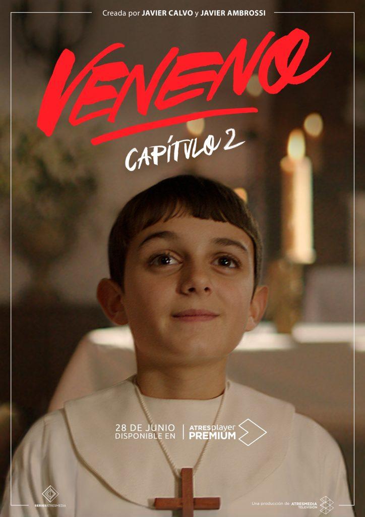 mew magazine 'VENENO' ATRESplayer Premium 'Un viaje en el tiempo'