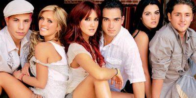 RBD Imagen Promocional Univisión.