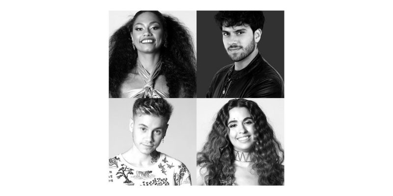 Sony Music España da la bienvenida a Nía Correia, Javy Ramírez, Hugo Cobo y Anaju
