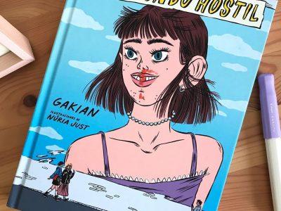 Un mundo hostil - Gaikan y Nuria Just
