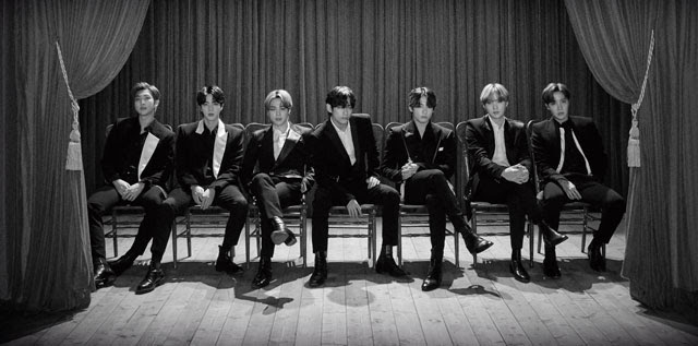Imagen Promocional Universal Music BTS