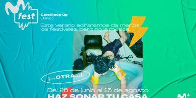 MOVISTAR FEST. Promocional Movistar+
