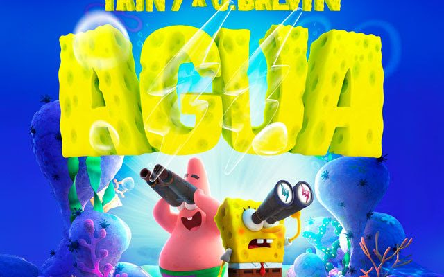 'Agua' - Tainy y J Balvin