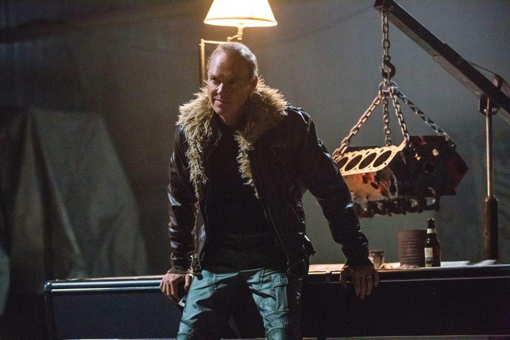 Así vimos a Michael Keaton en 'Spiderman Homecoming'