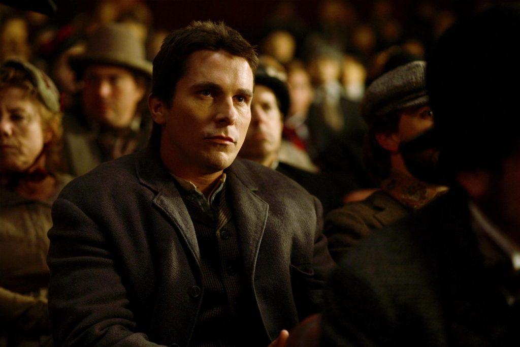 Christian Bale en 'El truco final'