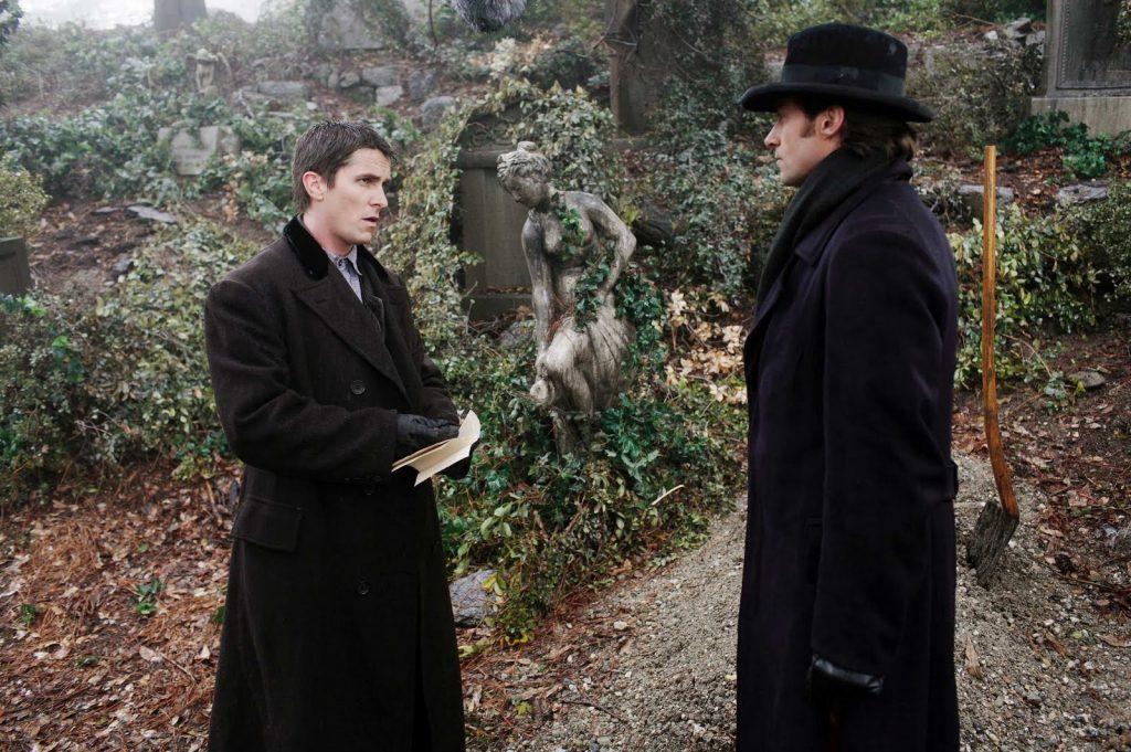 Hugh Jackman y Christian Bale en 'El truco final'