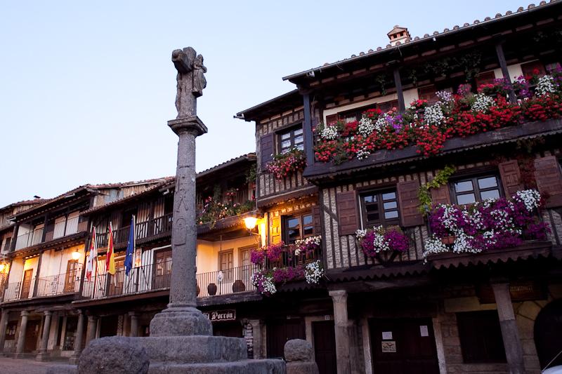 La Alberca - Foto Raúl Hernández González