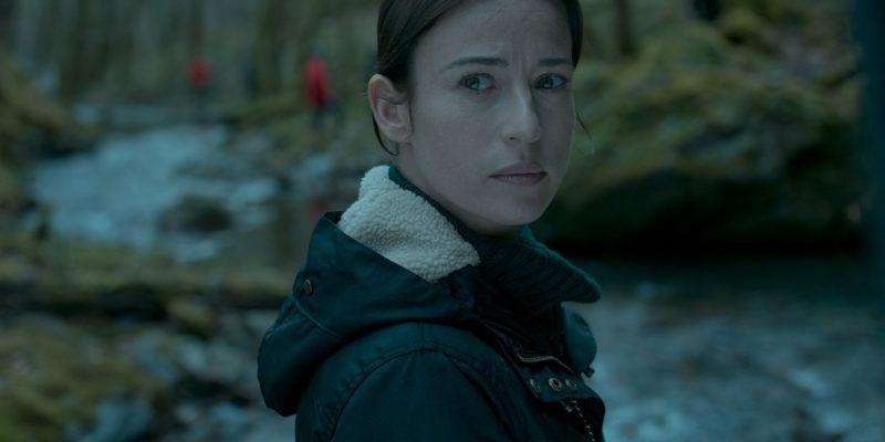 Marta Etura en 'El guardián invisible'