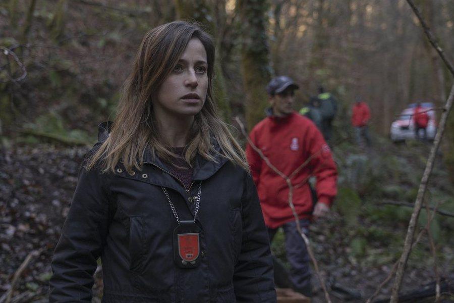 Marta Etura en 'Legado en los huesos'