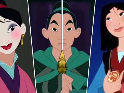 Mulan Película Disney