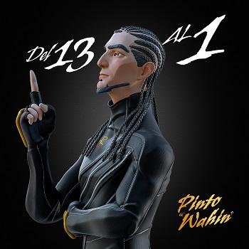 Pinto 'Wahin': 'Del 1 al 13'