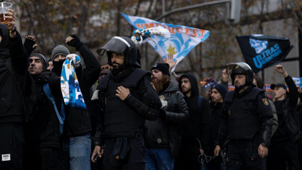 Álex García, otro de los grandes protagonistas de Antidisturbios