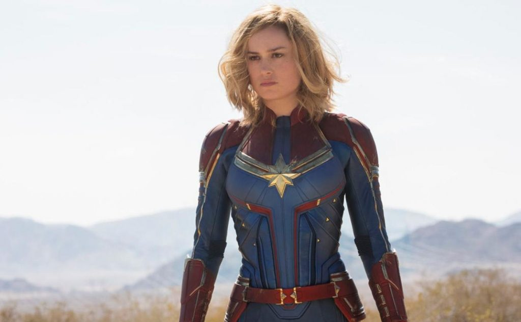 Brie Larson, nuestra Capitana Marvel