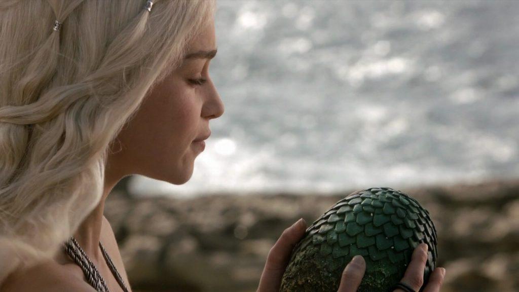 Juego de Tronos - Daenerys