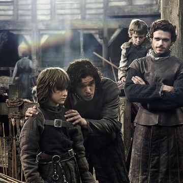 Juego de Tronos - Los Stark