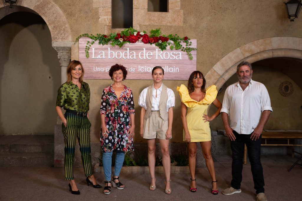La boda de Rosa ©Ana Márkez - 1
