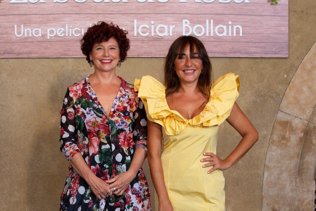 Candela Peña e Iciar Bollain - La boda de Rosa ©Ana Márkez - 2