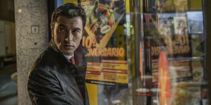 Javier Rey en Orígenes secretos (2020)