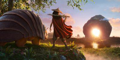 'Raya y el último dragón' | Imagen: © 2020 Disney. All Rights Reserved.