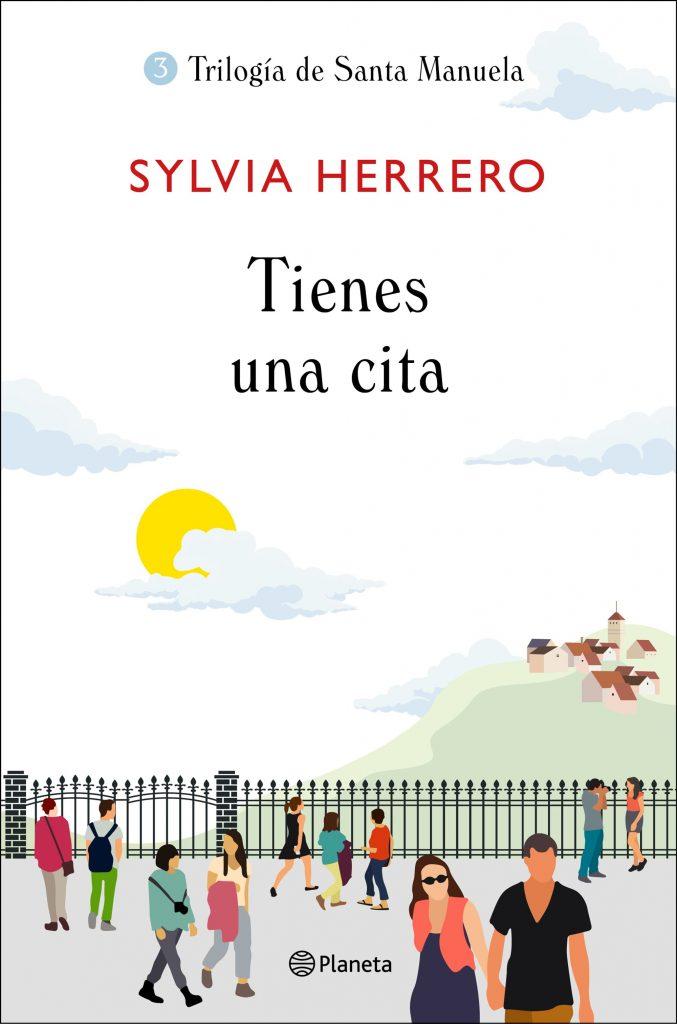 Tienes una cita - Sylvia Herrero