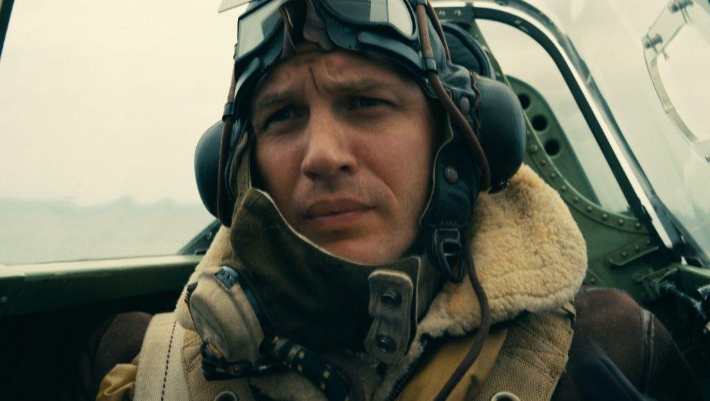 Tom Hardy en Dunkirk