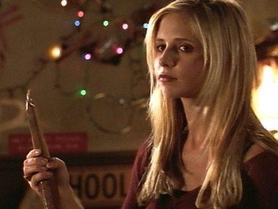 Buffy cazavampiros - Series que marcaron mi infancia