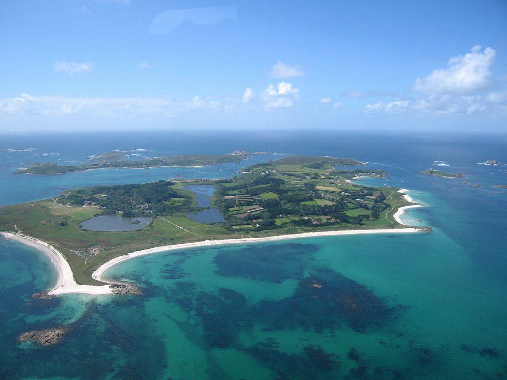 Islas sorlingas - Foto Tom Corser