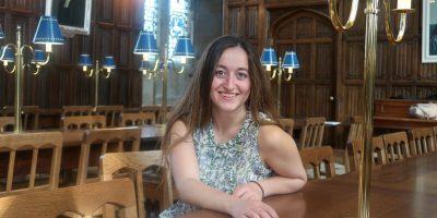 Sofía Parra | Foto cedida por la autora